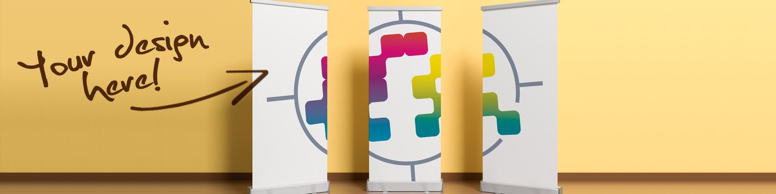 W.A. Fisher Banners & Displays